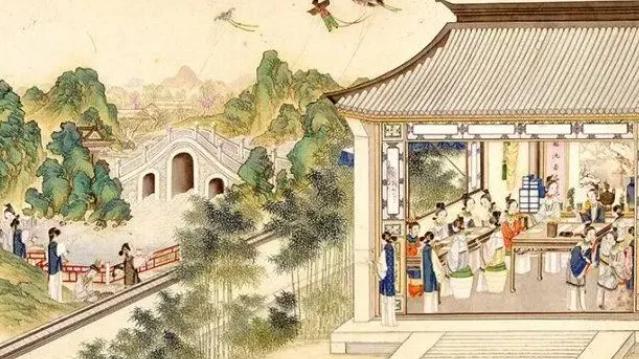 悲喜忧怨:贾元春的省亲之旅