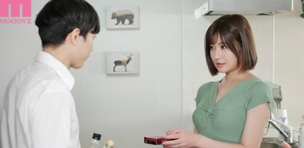 藤森里穂MIAA-483 人妻教女儿男友用避孕套