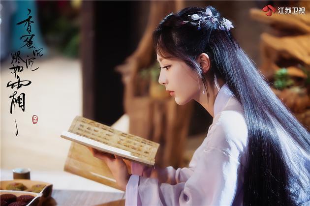杨紫为《香蜜》狂瘦18斤 娱乐圈亲友团齐来打call