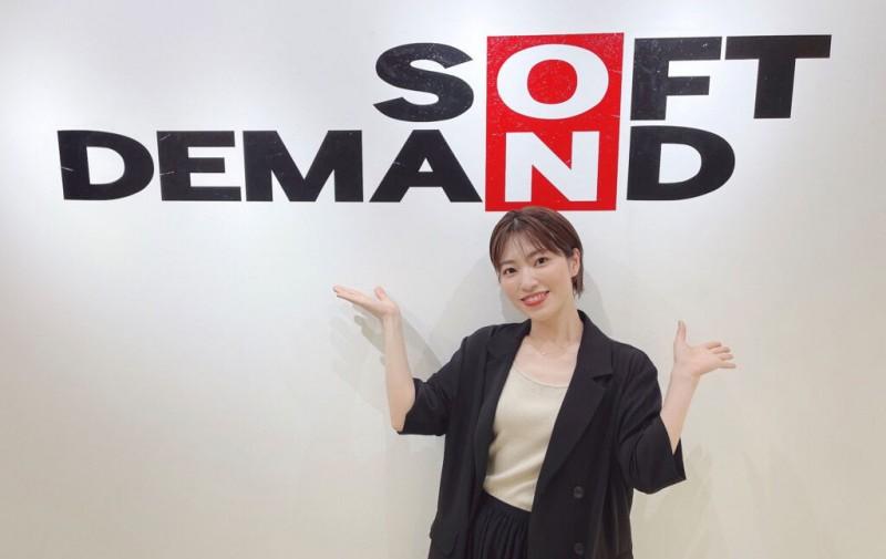 市川雅美重回宣传企划 SOD双重身份的艺人